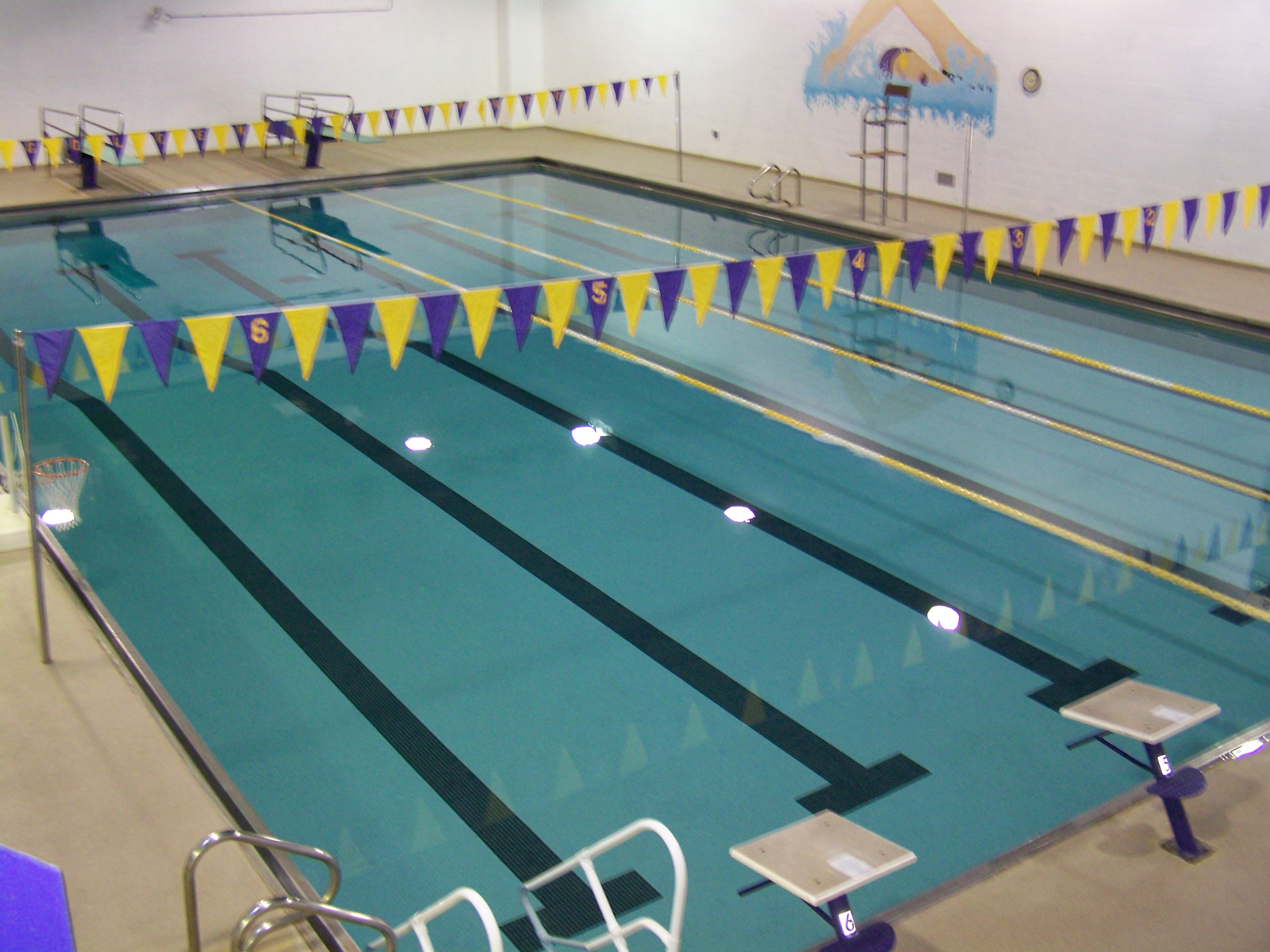 Coffeyville recreation commison pool for Rogers high school swimming pool